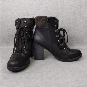 Esprit Heather Fashion Boot
